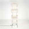 Akari Light Sculpture (Floor Lamp UF4-L10) by Isamu Noguchi sold by the modern archive