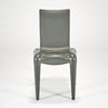 Louis 20 Chair in Grey by Philippe Starck for Vitra Edition sold by the modern archive