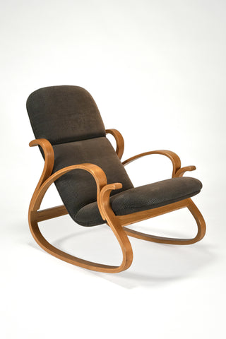Bentwood Rocking Chair <br/> by Peter Danko