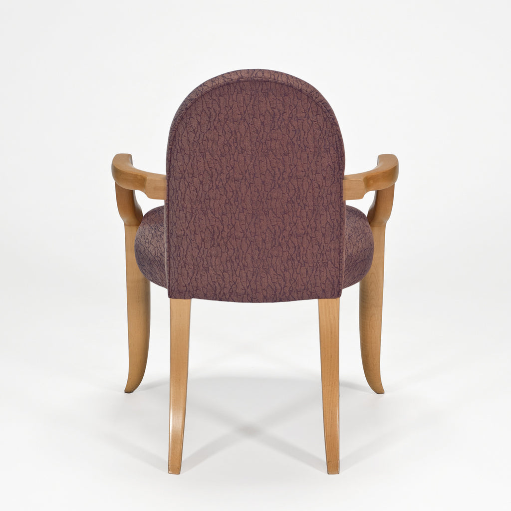 Pair Of Castle Arm Chairs By Wendell Castle Sold By The Modern Archive