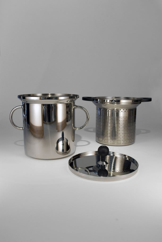 The Pasta-Set (Prototype) by Massimo Morozzi for Alessi
