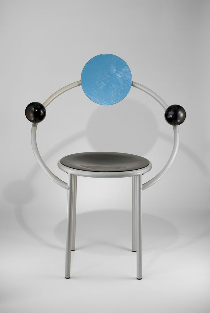 First Chair (Prototype) by Michele De Lucchi for Memphis