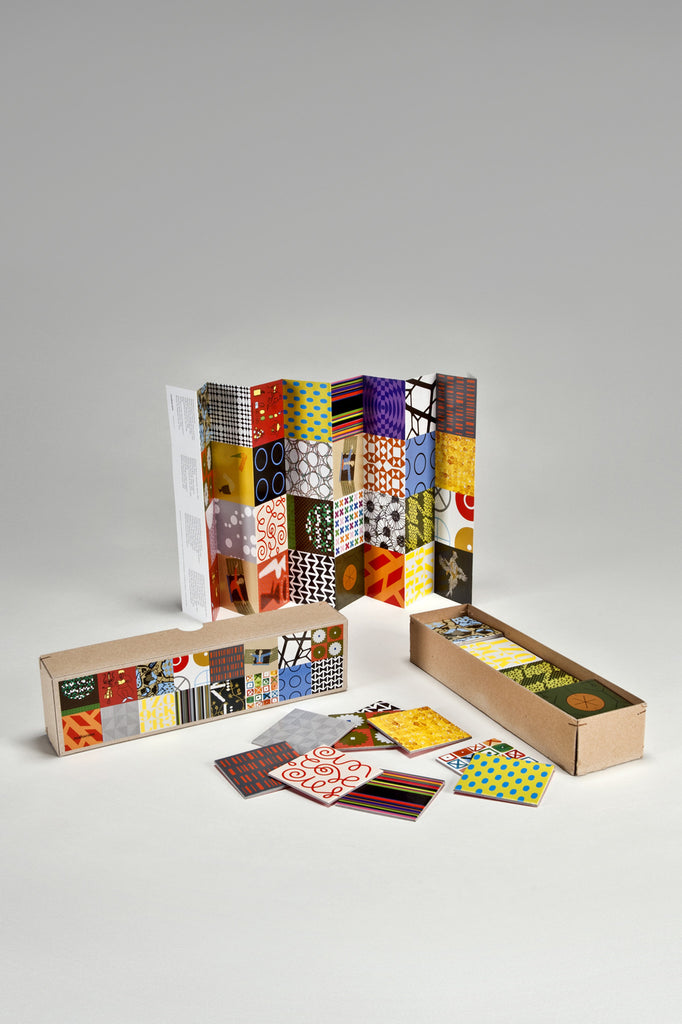 Memory Game by A4 Studio or Maharam