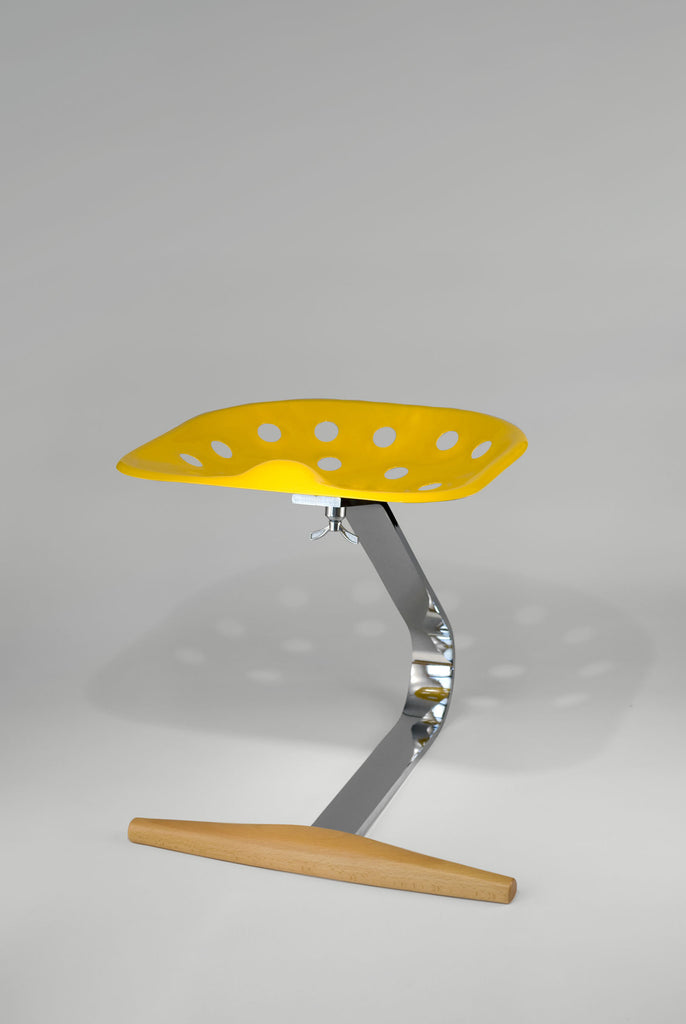 Mezzadro Stool (Limited Edition) by Achille and Pier Giacomo Catiglioni