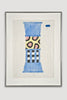 Collectors Set: Carrot Vase and Drawing <br/>by Nathalie Du Pasquier for Bloomingdale's