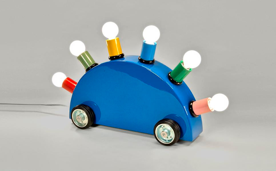 Super Lamp by Martine Bedin for Memphis