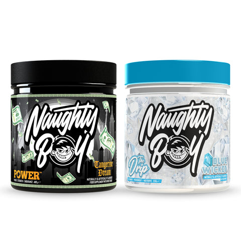 Naughty Boy Power & The Drip Bundle