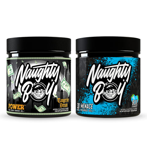 Naughty Boy Power & Menace Bundle