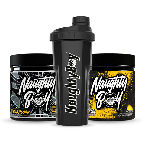 Naughty Boy Menace, Sickpump™ & Shaker Bundle