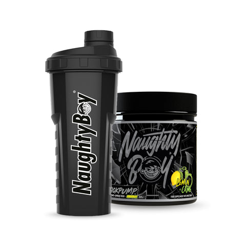 Naughty Boy Sickpump™ Synergy & Shaker Bundle