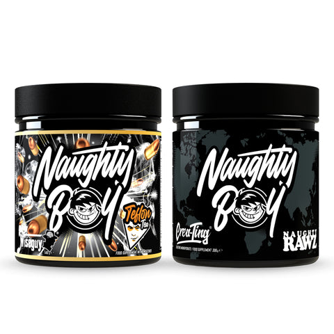 Naughty Boy WiseGuy & Crea-Ting® Bundle