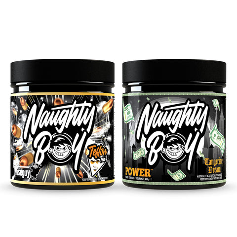 Naughty Boy WiseGuy & Power Bundle
