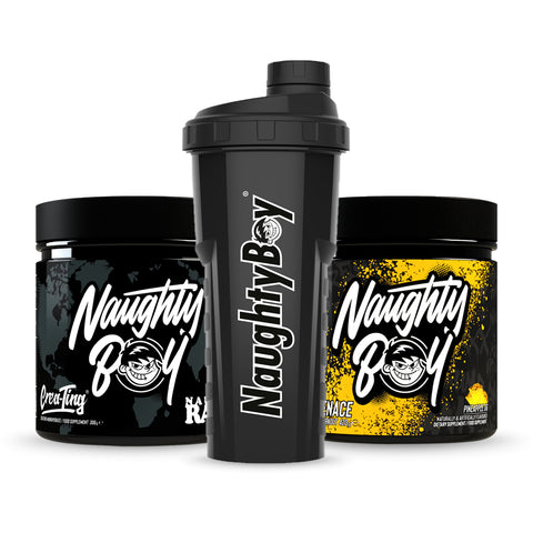 Naughty Boy Menace, Crea-Ting® & Shaker Bundle