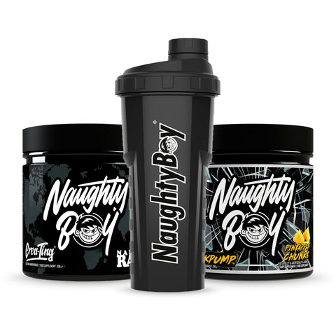 Naughty Boy Sickpump™, Crea-Ting® & Shaker Bundle