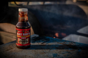 Ray Ray's BBQ™ All-Purpose BBQ Sauce 18oz - Ray Ray's BBQ
