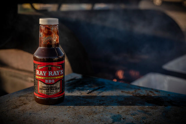 Ray Ray's BBQ™ All-Purpose BBQ Sauce 18oz - ray-rays-bbq