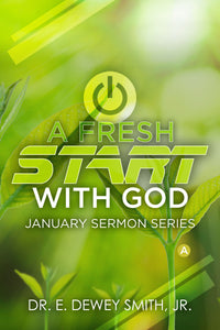 A Fresh Start With God