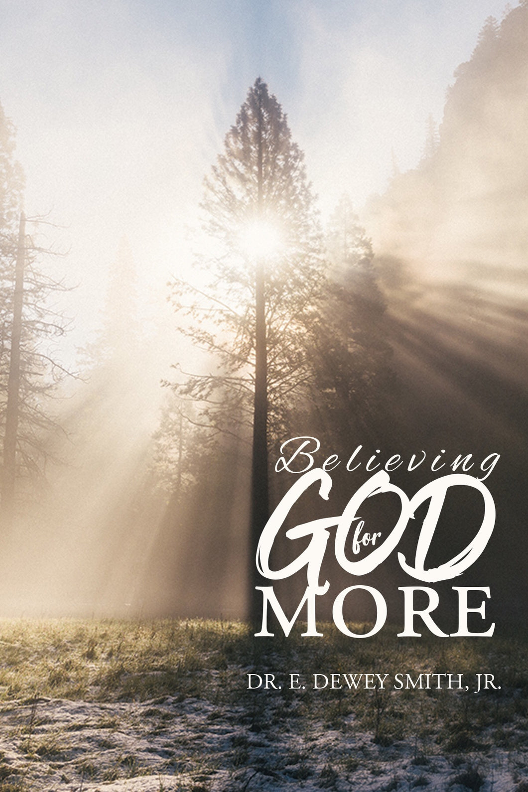 Believing God For More
