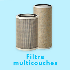 Filtre multicouches AIRVIA MEDICAL