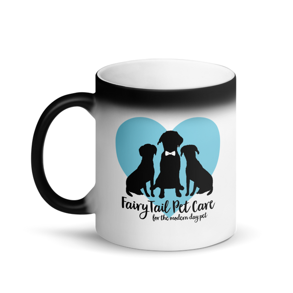 FairyTail Logo Color Changing Mug