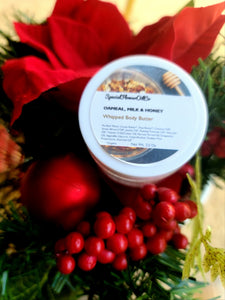 Whipped Body Butter