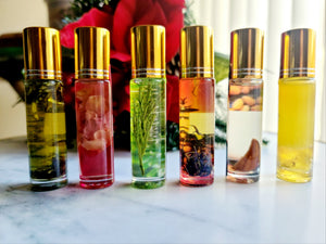 Luxurious Roll-On Perfumes