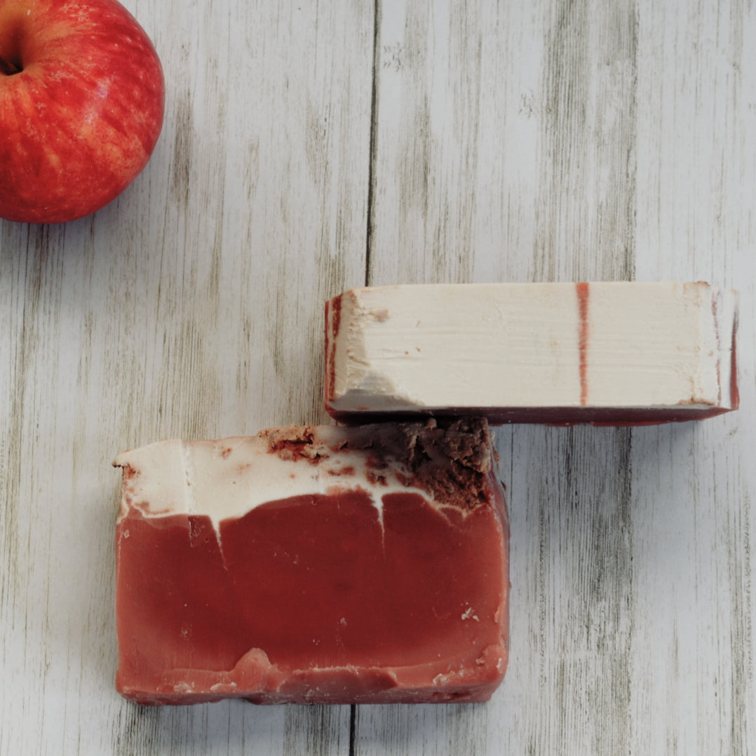 2019 Fall Collection: Hot Apple Pie Soap