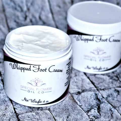 Whipped Foot Cream