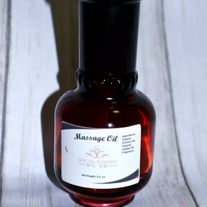 Sensual Massage Oil