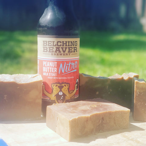 The Ginger Beaver Soap