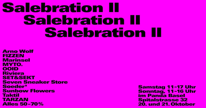 FIZZEN goes Salebration Vol. II