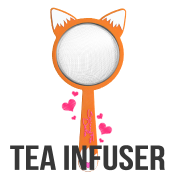 "Tea Infuser ""Foxy Strainer"""