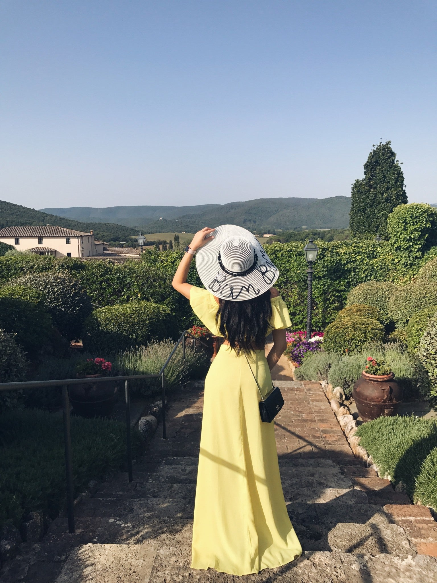 Things to do in Tuscany - La Bagnaia Golf & Spa Resort Siena - Vintage Fiat500 tour review