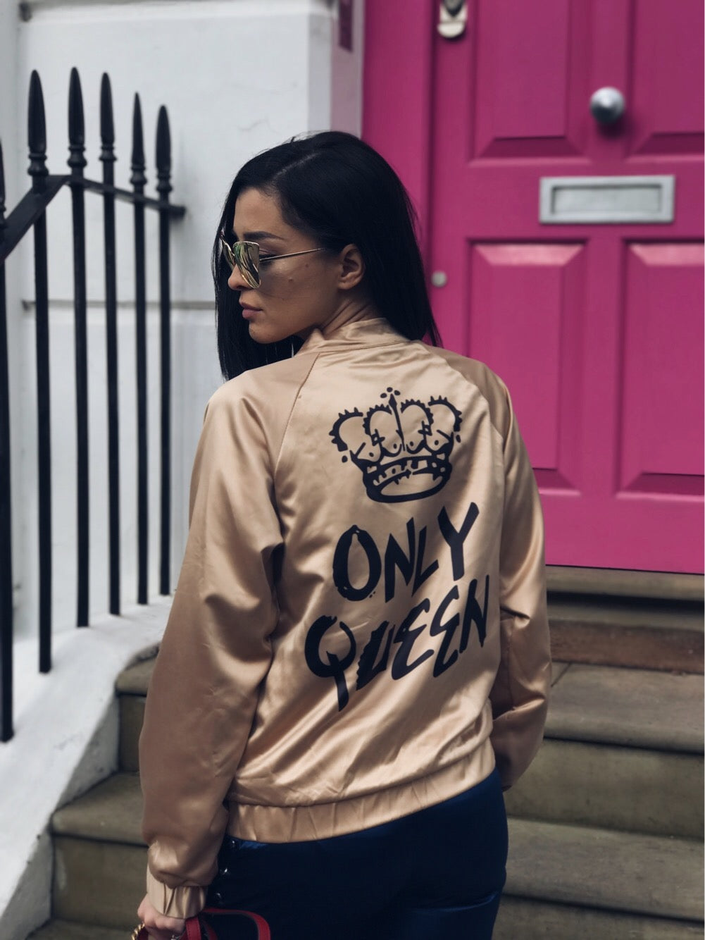 Only Queen Bomber jacket madness