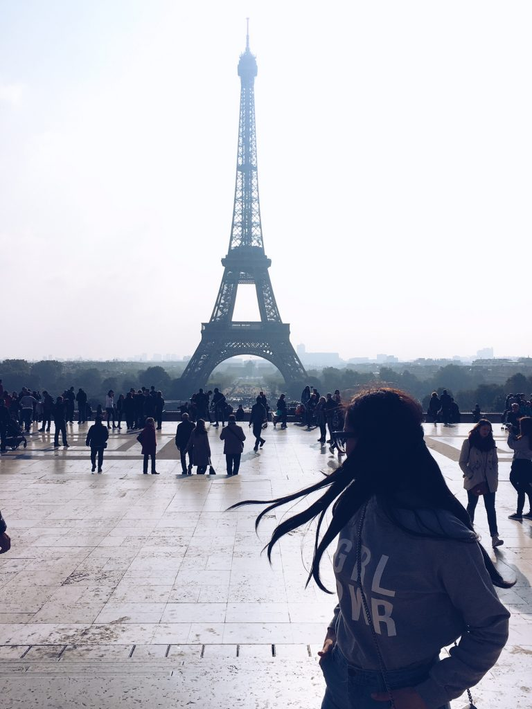 Romantic Trip to France - From Paris with love