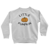 LITTLE PUMPKIN SWEATER