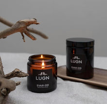 Load image into Gallery viewer, LUGN Natural Soy Candle 120ml