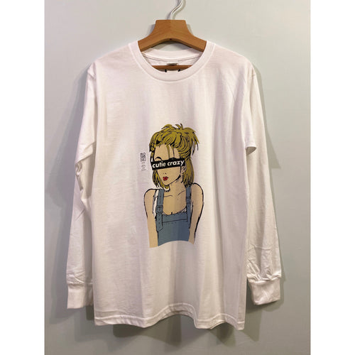 Long Sleeve Cutie Crazy Tee