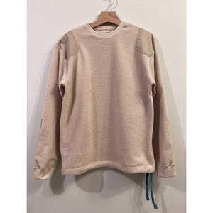 Beige Pullover Fleece