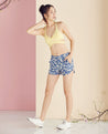 Scallop Shorts Daisy