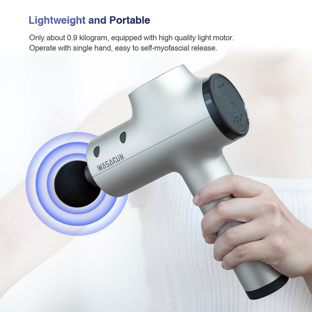 Portable Massage Gun