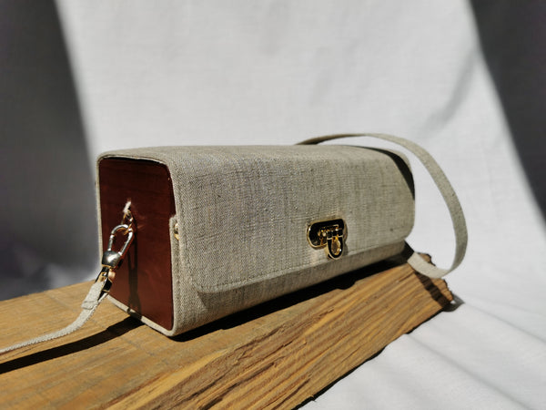 Cuboid Bag | Neutral