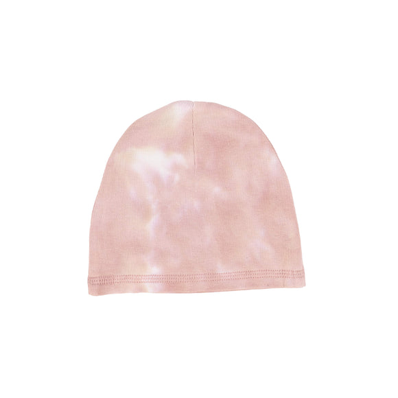 Lil Leggs Blush Watercolor Beanie