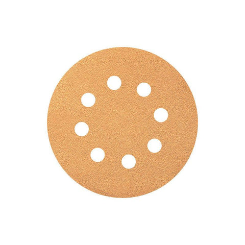 Smirdex 125mm Velcro Sanding Disc P80 - (Single)