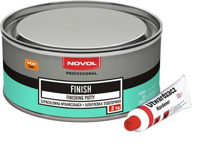 Novol Finishing Putty - 2kg