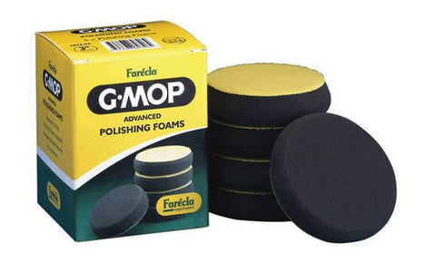 "3"" (75mm) Advanced G MOP Polishing Foam"