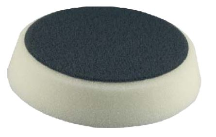 NOVOL Quattro - 150mm White Polishing Pad - Suits 125mm Velcro Back Up Pad
