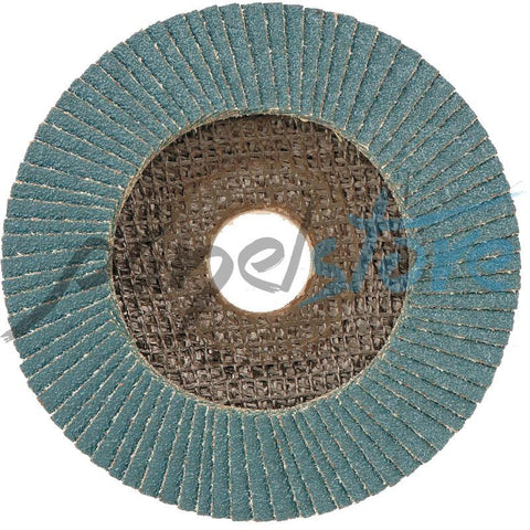 100mm Flap Disc - P80 (Each)