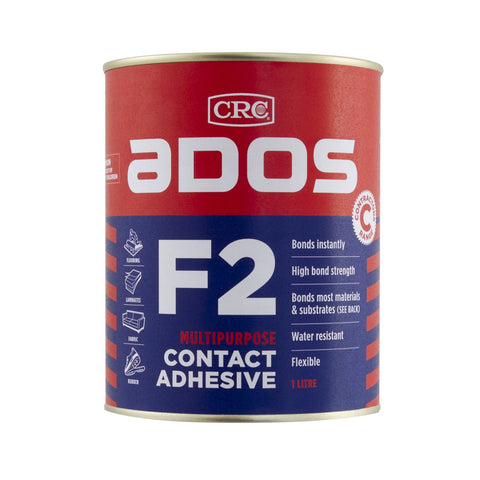 ADOS F2 Multipurpose Contact Adhesive - 1L