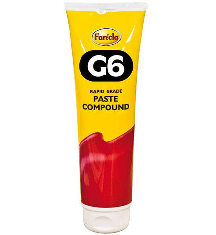 G6 Rapid Grade Paste Compound 400g